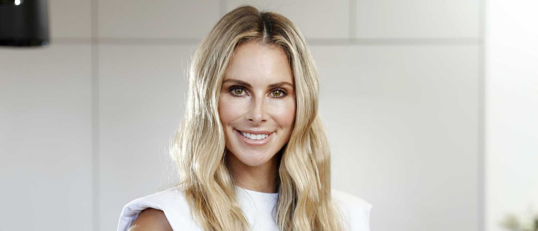 Former ironwoman Candice Warner is fighting fit and pushing herself to the limit on SAS Australia – see what keeps her grounded when at home.