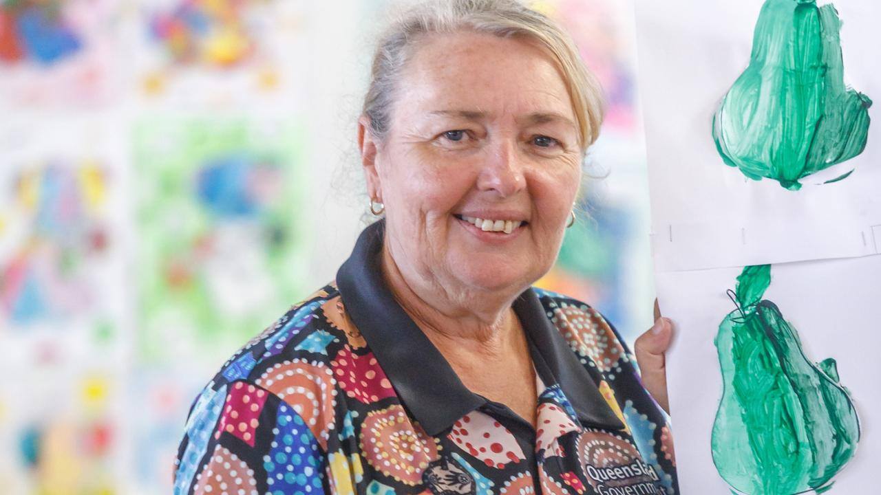 School teacher, Monica Ralphs at Waraburra State School, Gracemere. Picture: supplied