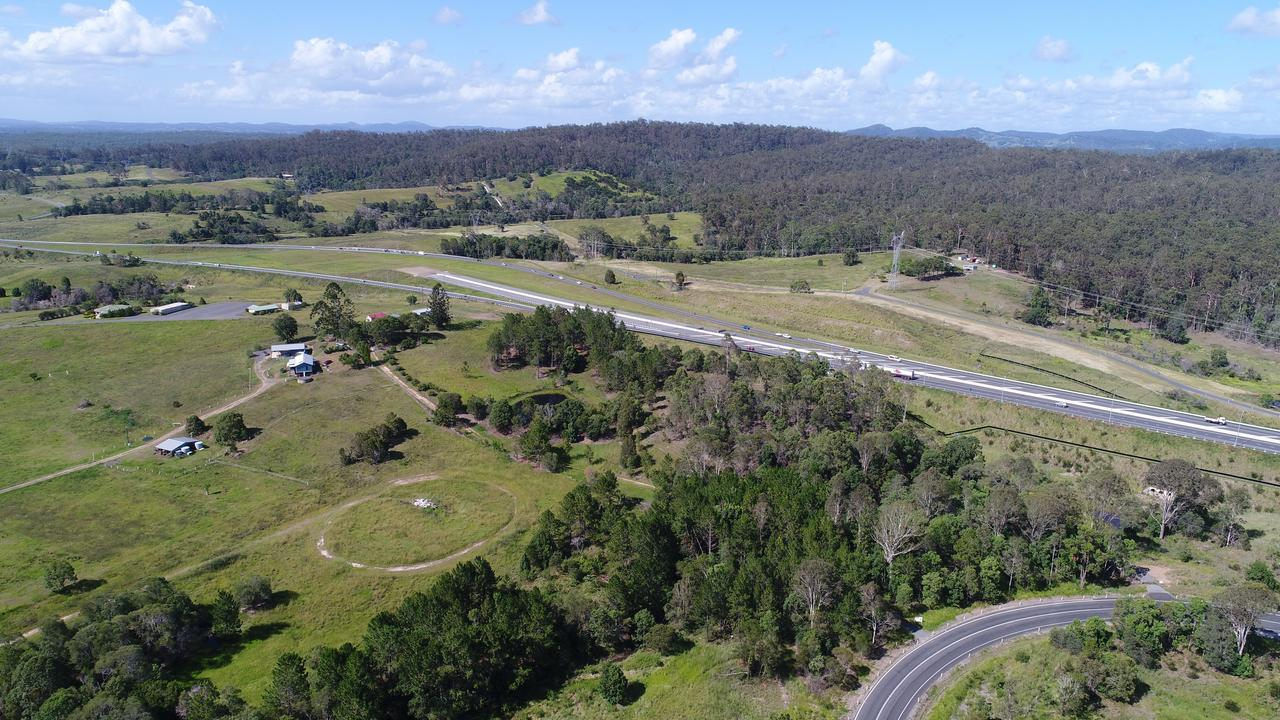 The Cooroy to Curra highway upgrades have been key to the Gympie region's growth/.