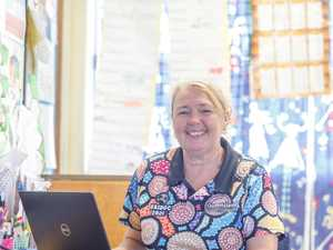 Teacher's tireless COVID efforts applauded