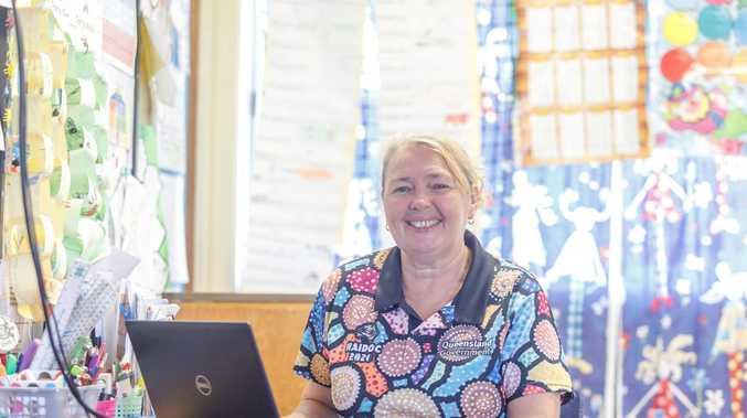 Teacher's tireless COVID efforts applauded