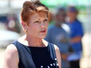 Hanson talks up party chances