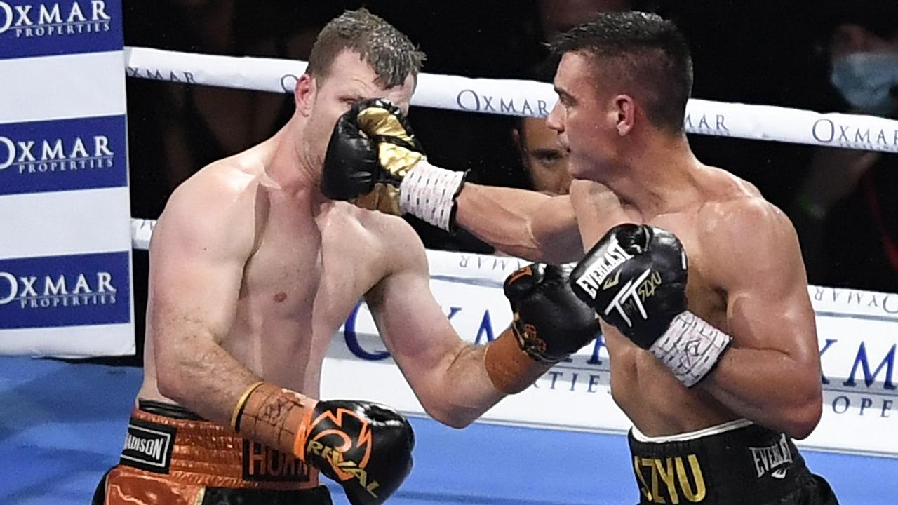 Tszyu destroyed Jeff Horn in his last fight.