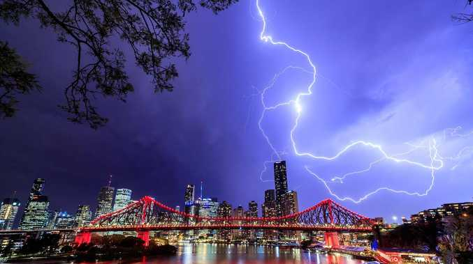 WILD WEATHER: See all the pictures from Qld storms