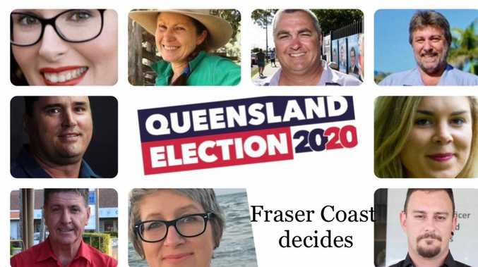 ROLLING COVERAGE: Election Day 2020 on the Fraser Coast