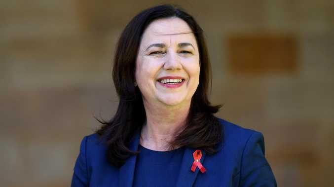 Palaszczuk no longer 'accidental premier'