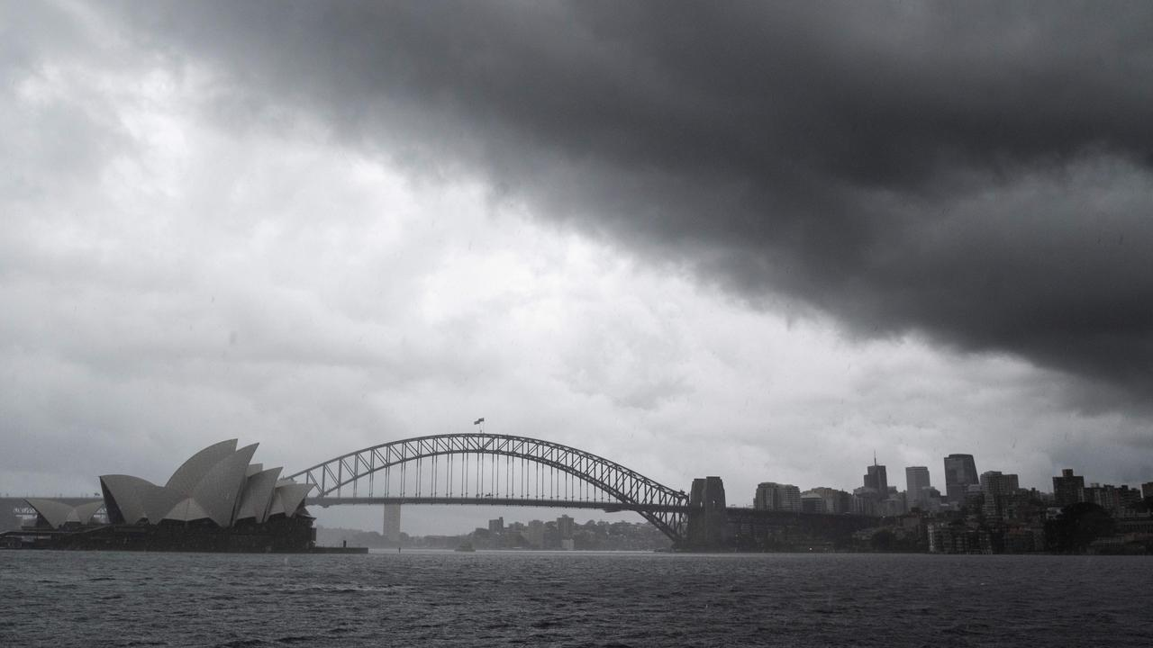Wild Weather Approaches the City