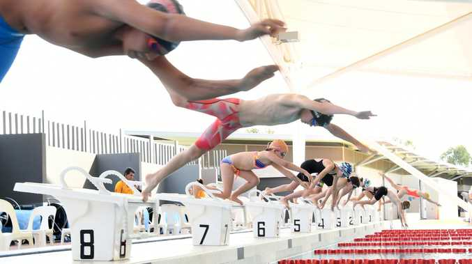 PHOTO GALLERY: Beef City SWIMMING Meet October 31 2020