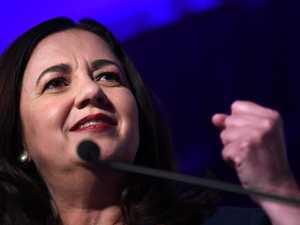 POLL FIGHT: Annastacia  back, Frecklington's speech fail