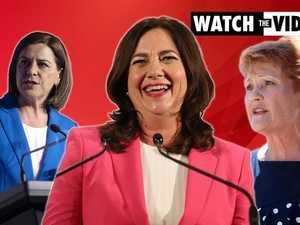 QLD Election 2020: Annastacia Palaszczuk wins in landslide