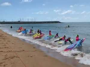 420 surf lifesavers compete in North Aus Lifesaving Champs