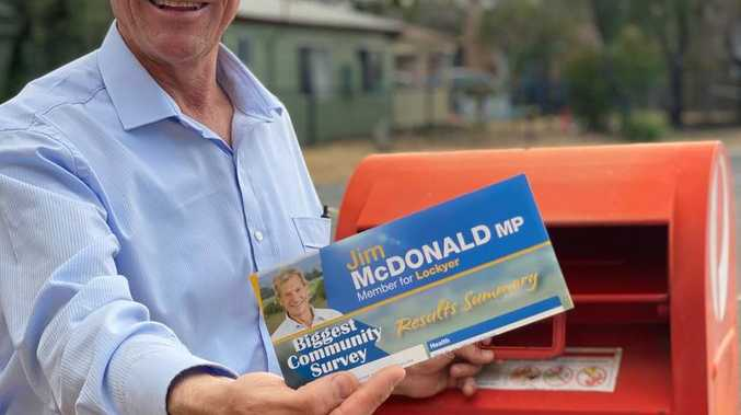 LNP's Jim McDonald set to retain Lockyer