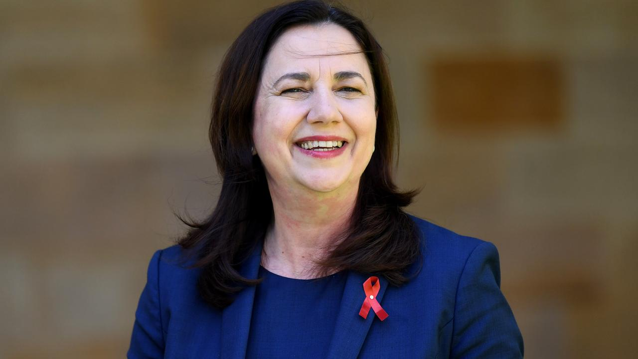 Annastacia Palaszczuk is no longer an 'accidental premier'. Picture: NCA NewsWire / Dan Peled