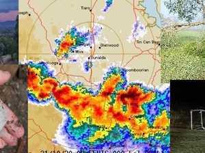 'Long and very loud': Tornadoes hit twice in Gympie region