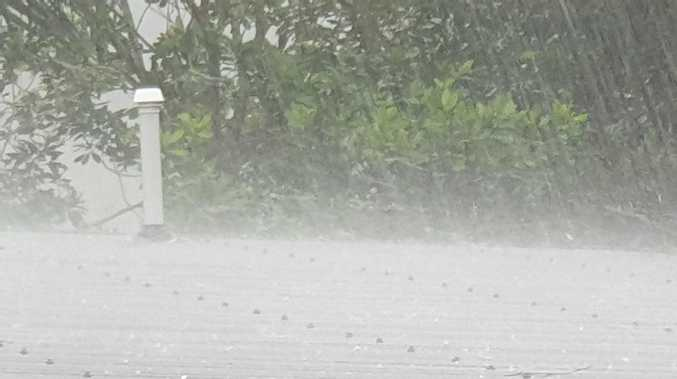 Mopping up continues after vicious storm rips region