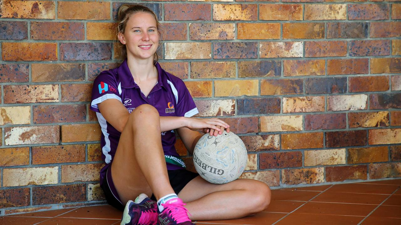 Former Queensland Firebirds player Mahalia Cassidy is the latest Sunshine Coast Lightning recruit. Picture: Peter Cronin
