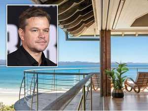 Did Matt Damon spend $22m on Byron mansion?