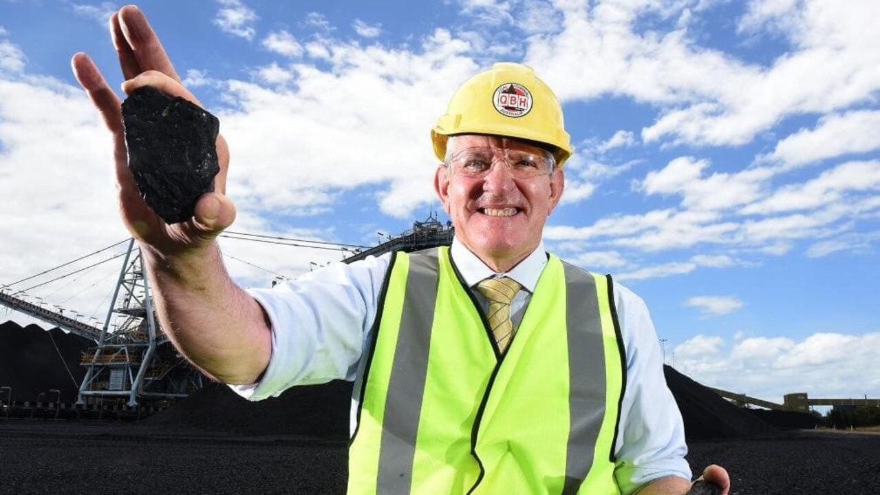 Queensland Resources Council Chief Executive Ian Macfarlane.