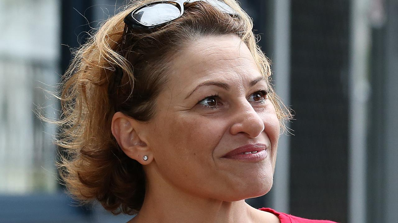 Former deputy premier Jackie Trad will be assessing her options after her widely expected defeat at the hands of the Greens.