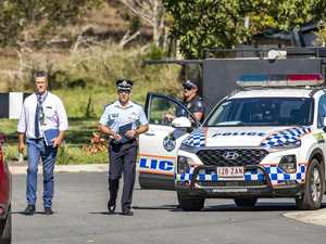 Man shot by police, ending nine-hour siege