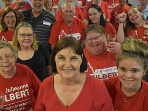 Labor celebrations to end with 'bruised elbows'