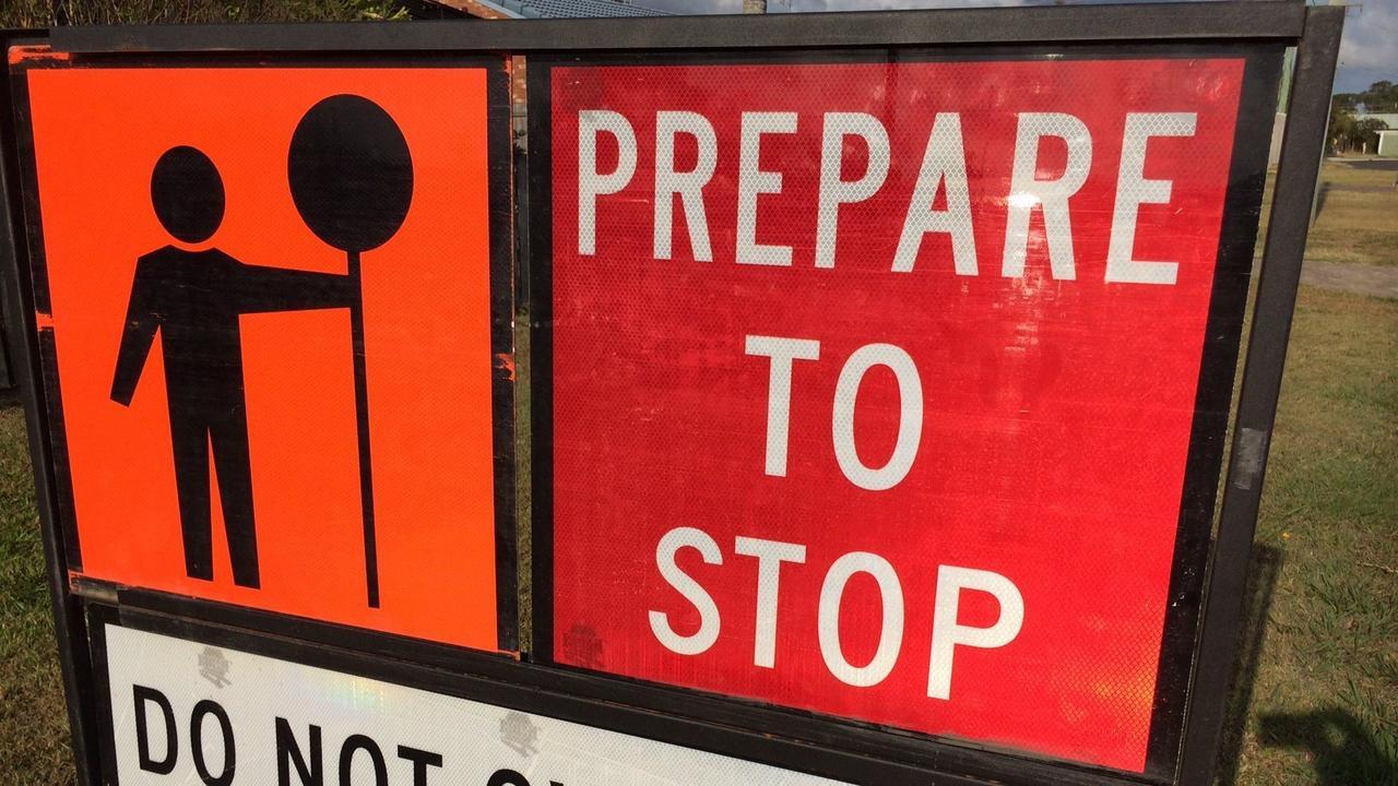 Work is under way on safety upgrades between Proserpine and Bowen. Photo: Tracey Joynson