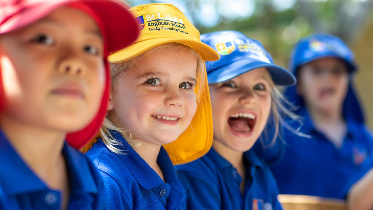 St Luke's Early Learning Centre was one of 22 centres across the region to have been rated overall as Exceeding NQS by the Australian Children's Education and Care Quality Authority.