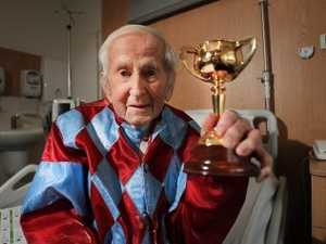 Oldest living winner recalls Melbourne cup victory