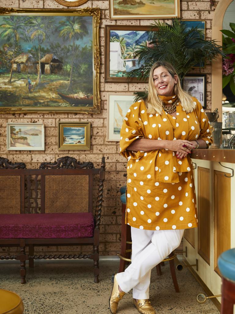 Danielle Wallace, owner of Sunset Room Woolgoolga.
