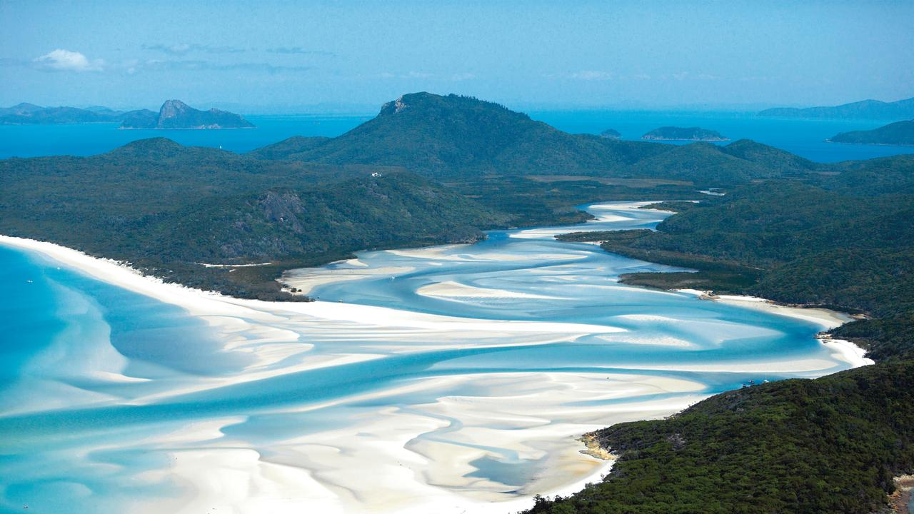 Tourism Whitsundays has released its annual report. Picture: Tourism and Events Queensland
