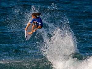 Coast surfers go hard to take out opening leg