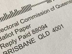 Relief for Mackay residents who did not receive postal vote