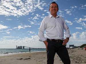 'Absolutely shameful': WA Premier rips Palmer