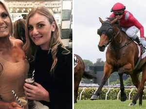 Melb Cup jockey is absolutely red-hot