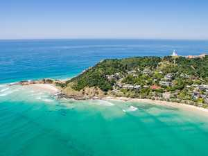 Is Byron Bay becoming a town just for rich people?