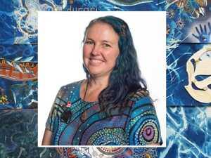 Indigenous art teacher rehabilitates Woodford prisoners