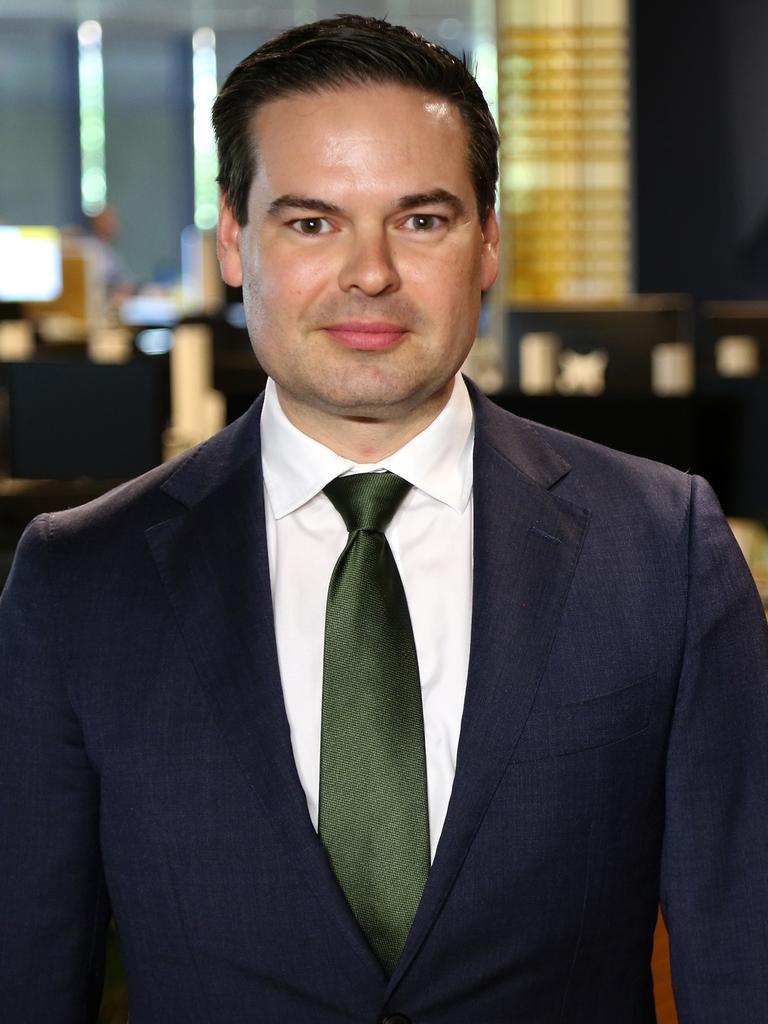 CommSec senior economist Ryan Felsman.