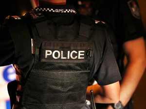Juvenile arrested after allegedly spitting on Dalby police