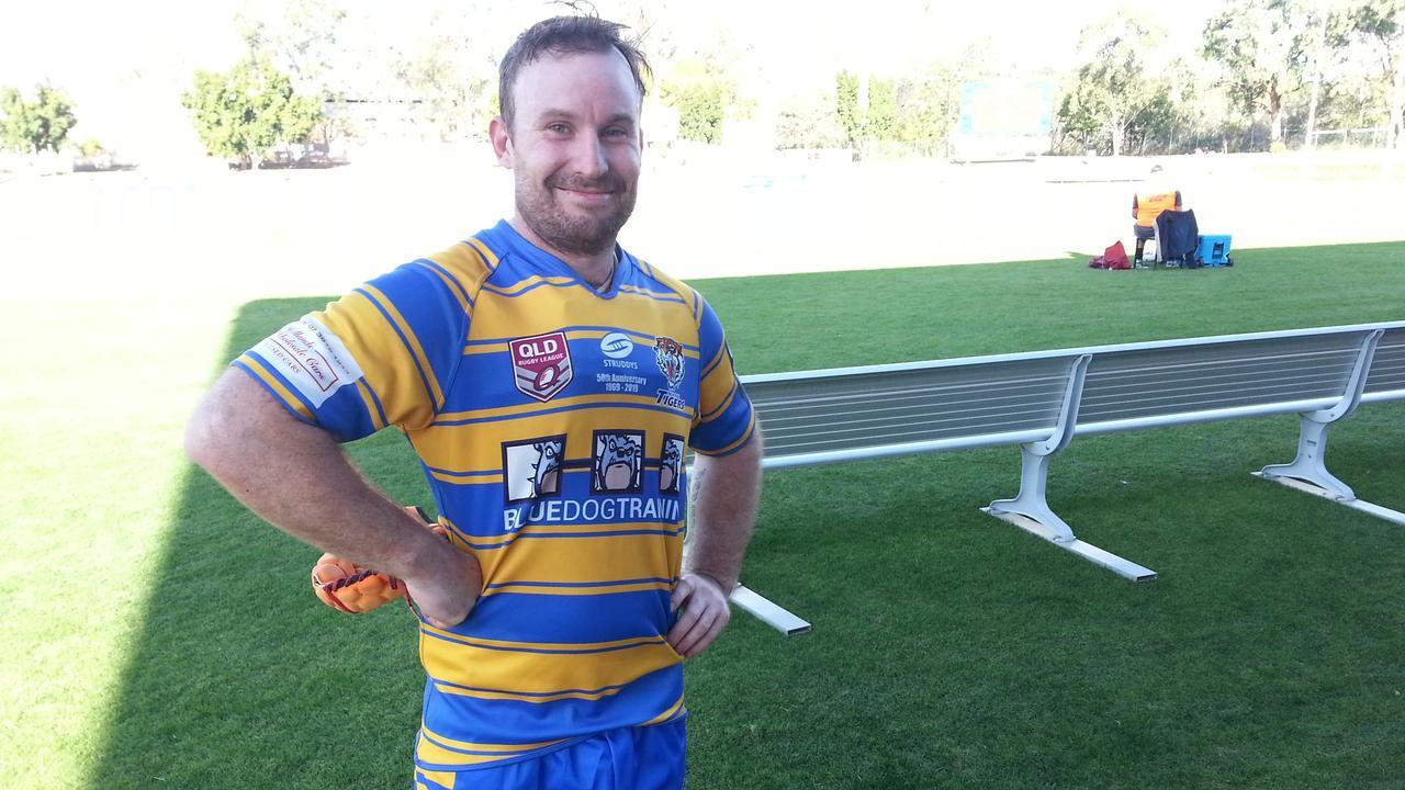 Norths A-Grade captain Chris Scanlan. Picture: David Lems
