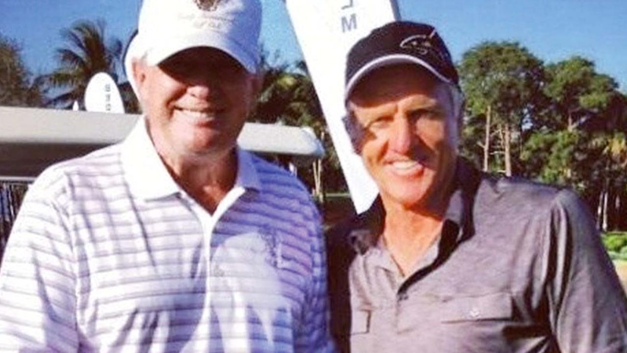 Greg Norman doubles down on Donald Trump support, defends his coronavirus response