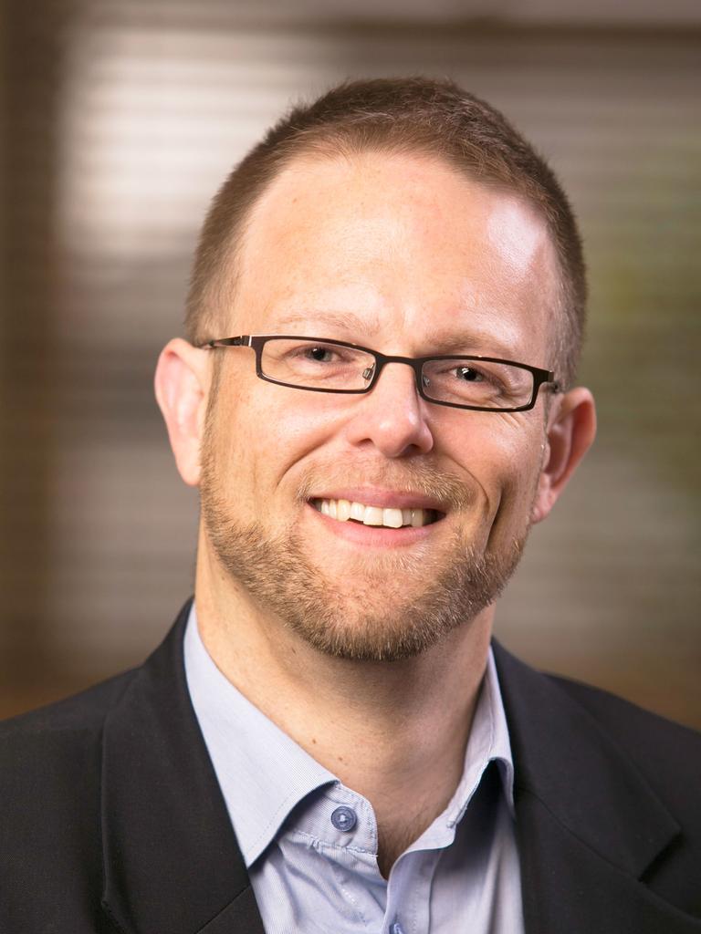 Associate Professor Adam Kamradt-Scott.