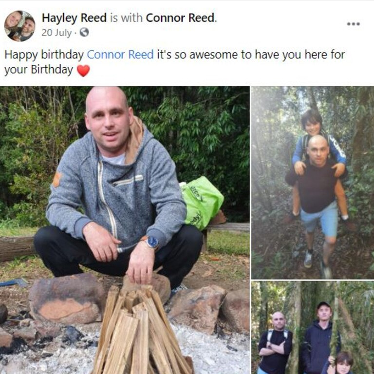 He endured months of strict lockdown condition, including two-weeks quarantine on arrival into Australia in July. Picture: Facebook