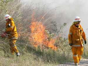 Fireys battling another blaze south of Sarina