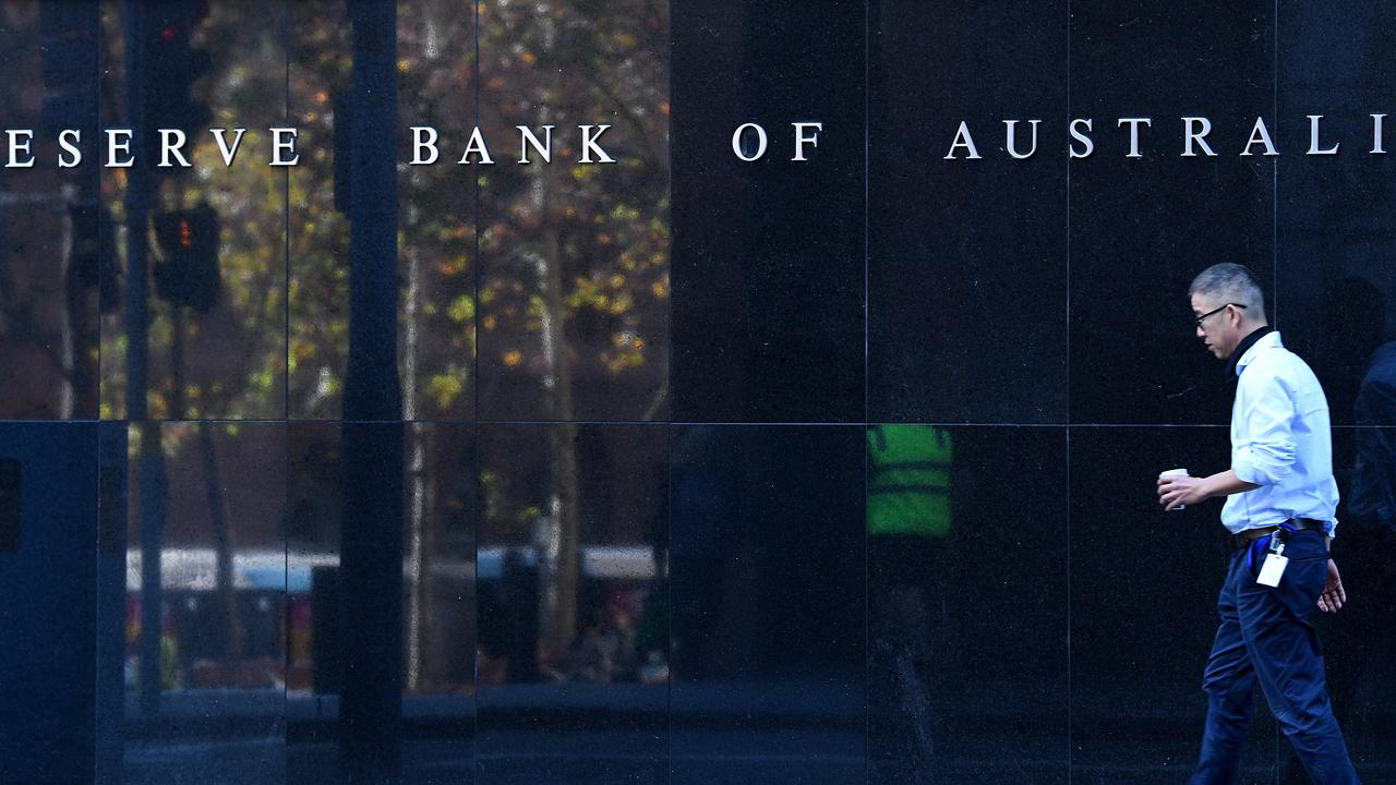 "Many economists say a rate cut is ""expected"". Picture: AAP/Bianca De Marchi"