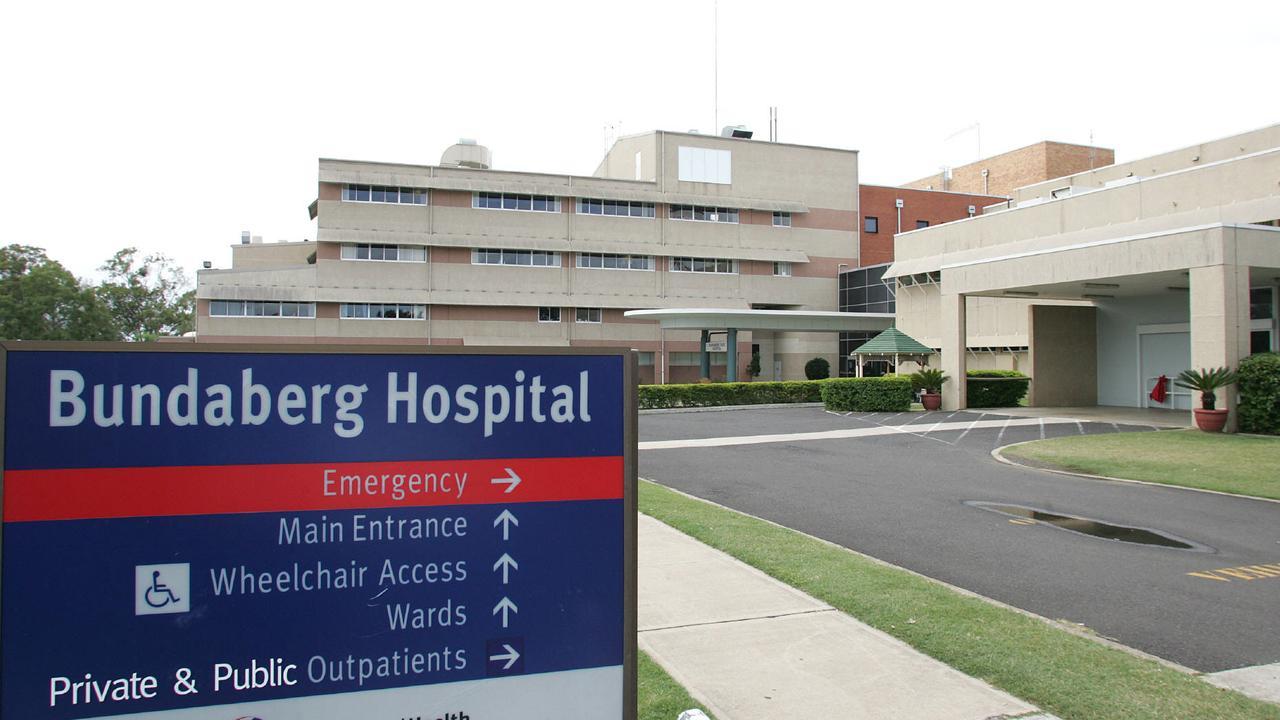Bundaberg Hospital.