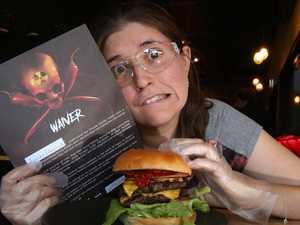 Where to get Australia's hottest hamburger in Gladstone