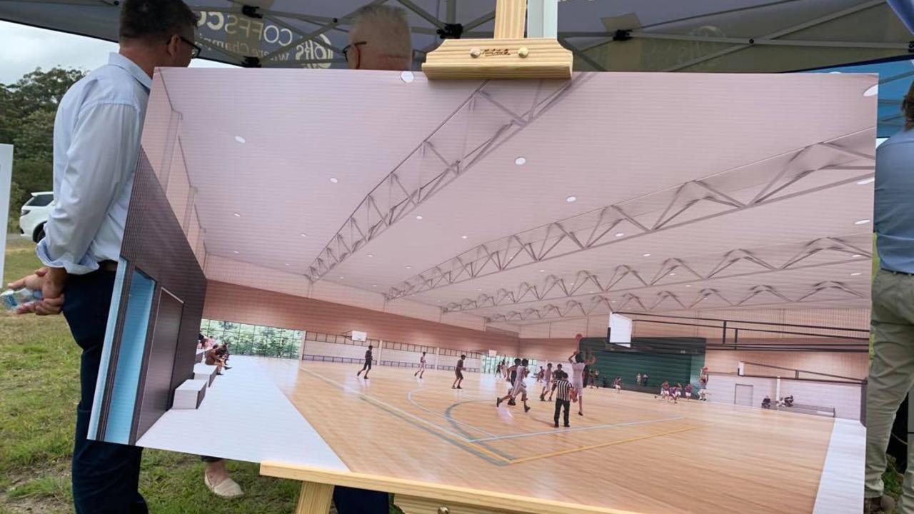 Work will soon begin on the $23.1m Woolgoolga Sports Complex.