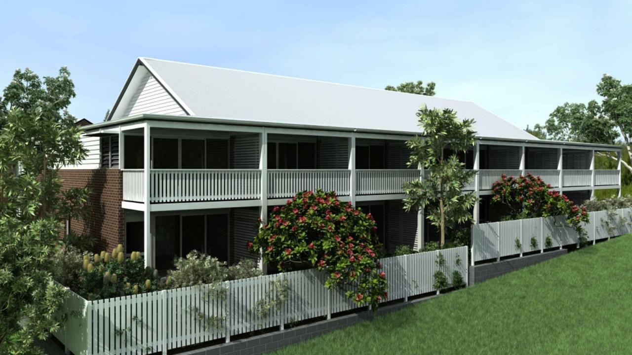 A construction certificate has been filed for a 15 unit development in Bangalow, to be developed by The Kollective.