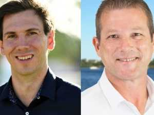 TIGHT RACE: Incumbent edges in front as vote count continues