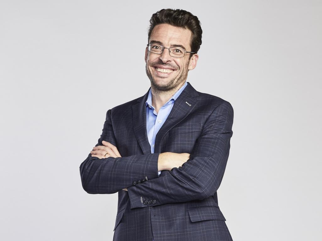 Joe Hildebrand says Ten's coverage of the Spring Racing Carnival was not up to scratch.